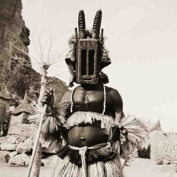 Dogon Walu Masked Dancer I