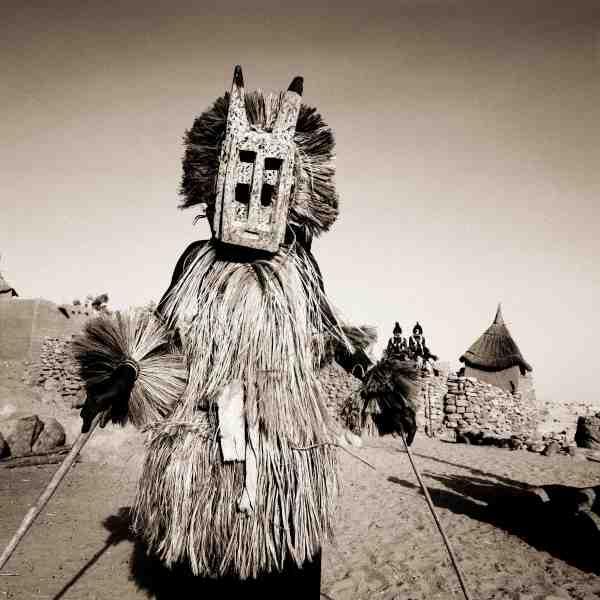 Dogon Walu Masked Dancer II